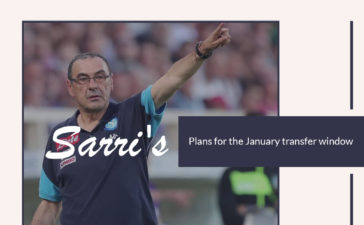 Sarri's January transfer window
