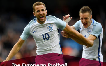 The European football global success