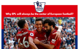 """""""11. Why EPL will always be the center of European football?"""""""