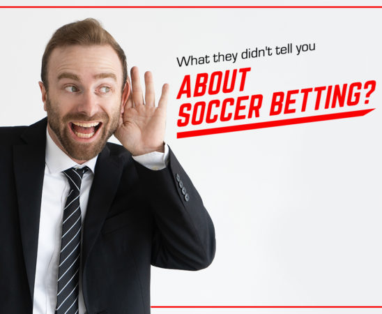 What you didn't know about soccer betting
